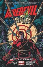 Couverture de l'album DAREDEVIL (VO) Tome #2 West-Case Scenario