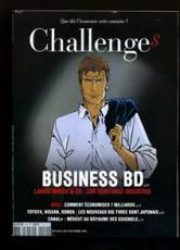 Couverture de l'album CHALLENGES Tome #10 Business Bande Dessinée