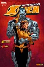 Couverture de l'album ASTONISHING X-MEN Tome #6 Gagnez vos ailes