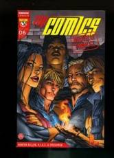 Couverture de l'album TOP COMICS Tome #6 Hunter Killer, V.I.C.E & Freshmen