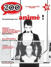 Couverture de l'album MAGAZINE ZOO Tome #5 Mars / Avril 2006