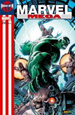 Couverture de l'album MARVEL MEGA Tome #26 Hulk: House of M