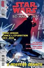 Couverture de l'album STAR WARS MAGAZINE Tome #2 BD magazine