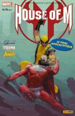 Couverture de l'album HOUSE OF M Tome #4 House of M