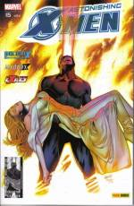 Couverture de l'album ASTONISHING X-MEN Tome #15 Le chant du phénix (3)