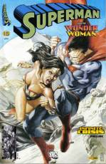 Couverture de l'album SUPERMAN Tome #15 Sacrifice