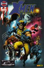 Couverture de l'album X-MEN EXTRA Tome #58 Les 198
