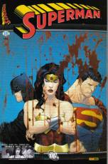 Couverture de l'album SUPERMAN Tome #16 La faute et le remords