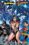 bande-dessinée, BATMAN & SUPERMAN #8, Infinite Crisis (1/4)