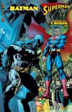 Couverture de l'album BATMAN & SUPERMAN Tome #9 2/4 Infinite Crisis