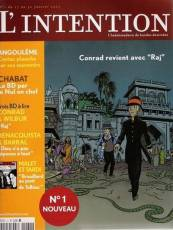 Couverture de l'album INTENTION (L') Tome #1 L' Intention N°1