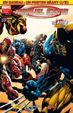 Couverture de l'album MARVEL ICONS Tome #22 Affaires de familles