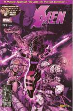 Couverture de l'album X-MEN Tome #122 La saga des Foursaken