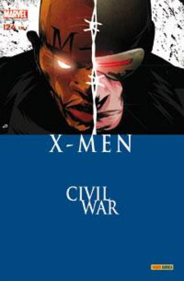 Couverture de l'album X-MEN Tome #124 Supernovas