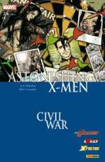 Couverture de l'album ASTONISHING X-MEN Tome #24 Questions de confiances