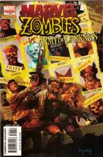Couverture de l'album MARVEL ZOMBIES VS THE ARMY OF DARKNESS Tome #1 Earth's migthiest zero