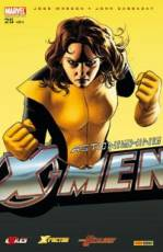 Couverture de l'album ASTONISHING X-MEN Tome #25 Hypnose