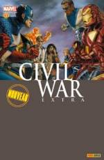 Couverture de l'album CIVIL WAR EXTRA Tome #1 Extra 1