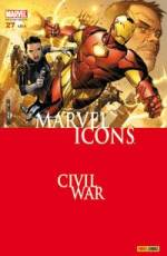 Couverture de l'album MARVEL ICONS Tome #27 Paris sera toujours Paris