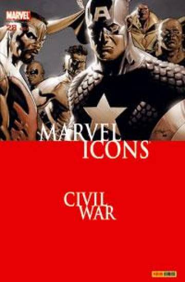 Couverture de l'album MARVEL ICONS Tome #28 Rubicon