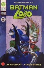 Couverture de l'album BATMAN HORS-SERIE Tome #15 Batman / Lobo
