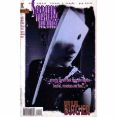 Couverture de l'album SANDMAN MYSTERY THEATRE Tome #25 Night of the butcher - Act 1 of 4