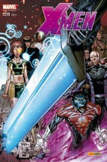 Couverture de l'album X-MEN Tome #128 Libre