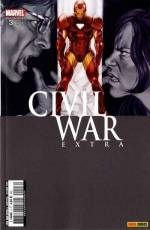 Couverture de l'album CIVIL WAR EXTRA Tome #3 Extra 3