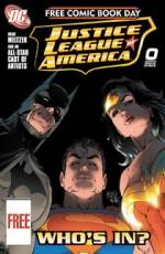 Couverture de l'album DC UNIVERSE PRESENTE Justice League of America