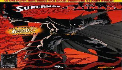 Couverture de l'album SUPERMAN & BATMAN Tome #5 1 Retour à l'action