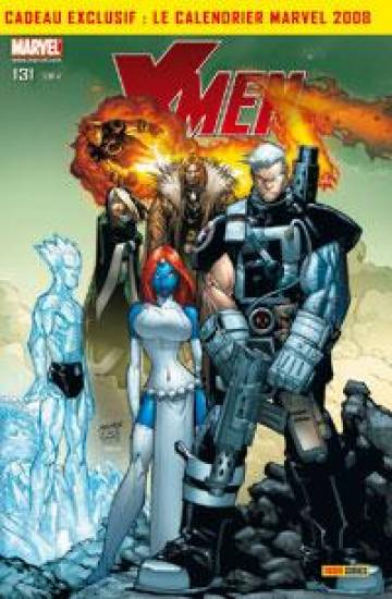 Couverture de l'album X-MEN Tome #131 La cible