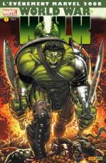 Couverture de l'album WORLD WAR HULK Tome #1 Volume 1