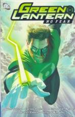 Couverture de l'album GREEN LANTERN Tome 1: No fear
