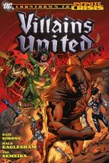 Couverture de l'album VILLAINS UNITED Tome #1 Villains United