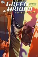 Couverture de l'album GREEN ARROW Tome #6 Moving Targets