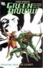 Couverture de l'album GREEN ARROW Tome #7 Heading into the light