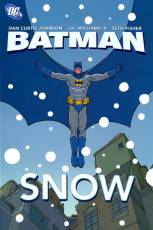 Couverture de l'album BATMAN Snow
