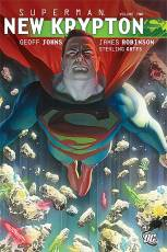 Couverture de l'album SUPERMAN : NEW KRYPTON Tome #2 Volume 2