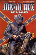 Couverture de l'album JONAH HEX Tome #10 Tall tales