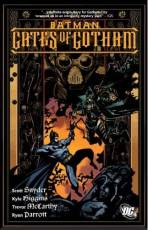 Couverture de l'album BATMAN Gates of Gotham
