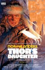 Couverture de l'album NORTHLANDERS Tome #6 Thor's daughter and other stories