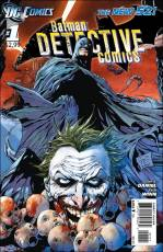 Couverture de l'album BATMAN DETECTIVE COMICS Tome #1 Faces of death