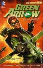 Couverture de l'album GREEN ARROW (NEW 52) (VO) Tome #1 The Midas touch