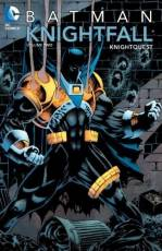Couverture de l'album BATMAN KNIGHTFALL Tome #2 Knightquest
