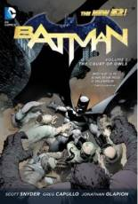 Couverture de l'album BATMAN Tome #1 The court of owls