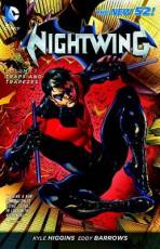 Couverture de l'album NIGHTWING Tome #1 Traps and trapezes