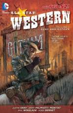 Couverture de l'album ALL STAR WESTERN Tome #1 Guns and Gotham