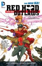 Couverture de l'album RED HOOD AND THE OUTLAWS Tome #1 Rédemption