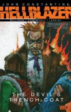 Couverture de l'album VO JOHN CONSTANTINE : HELLBLAZER Tome #33 The devil's trench coat