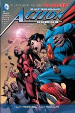 Couverture de l'album SUPERMAN ACTION COMICS (THE NEW 52) Tome #2 Bulletproof